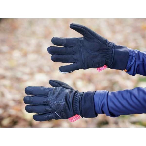 Windstopper Gloves Therml Ref Black