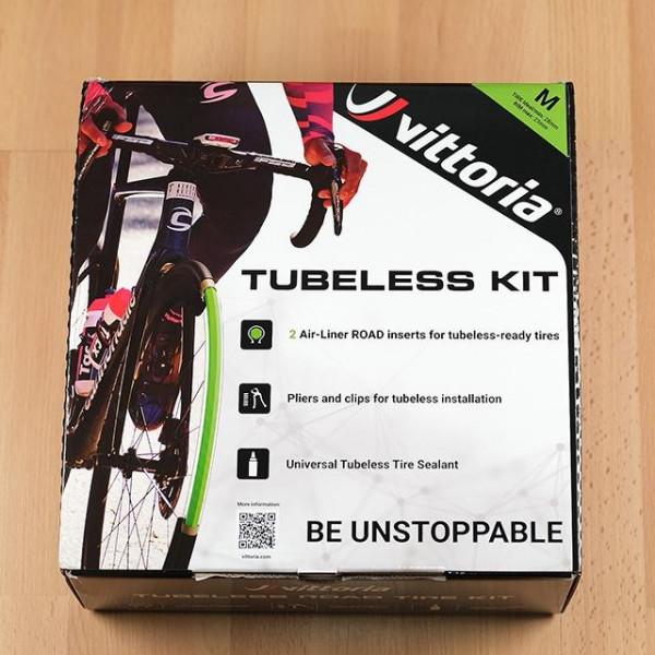 tubeless road tire kit