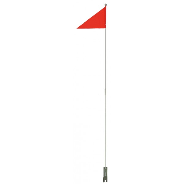 Flagg tvískipt