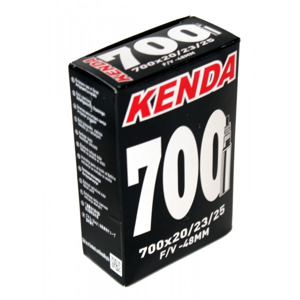 SLANGA 700x18-25c Franskur ventill