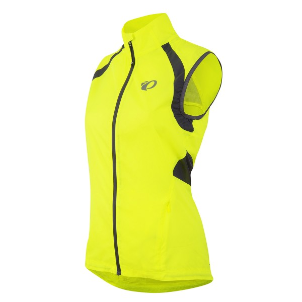 Pearl Izumi Vesti ELITE Barrier Kvenna Screaming yellow