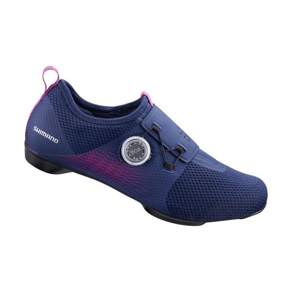 Hjólaskór Shimano Kvenna SH-IC500W Purple
