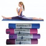Warrior Yoga Mat 4mm